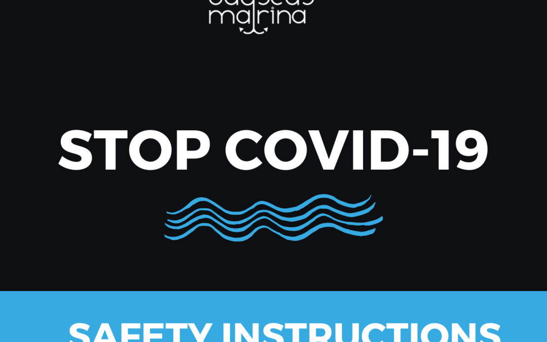 Covid-19: Safety instructions